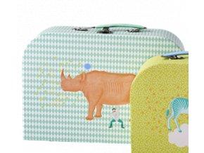 Kufřík Rice velký - nosorožec