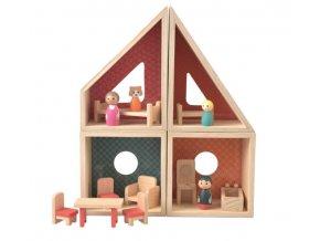 Domeček pro panenky- variabilní