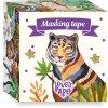 Lepící dekorační páska - tygr