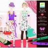 Výtvarná hra - módní návrhář - 9-13