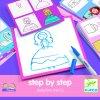 Nauč se kreslit - krok za krokem pro holky