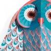 Nástěnná dekorace - sova
