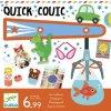 Dětská společenská hra Quick couic