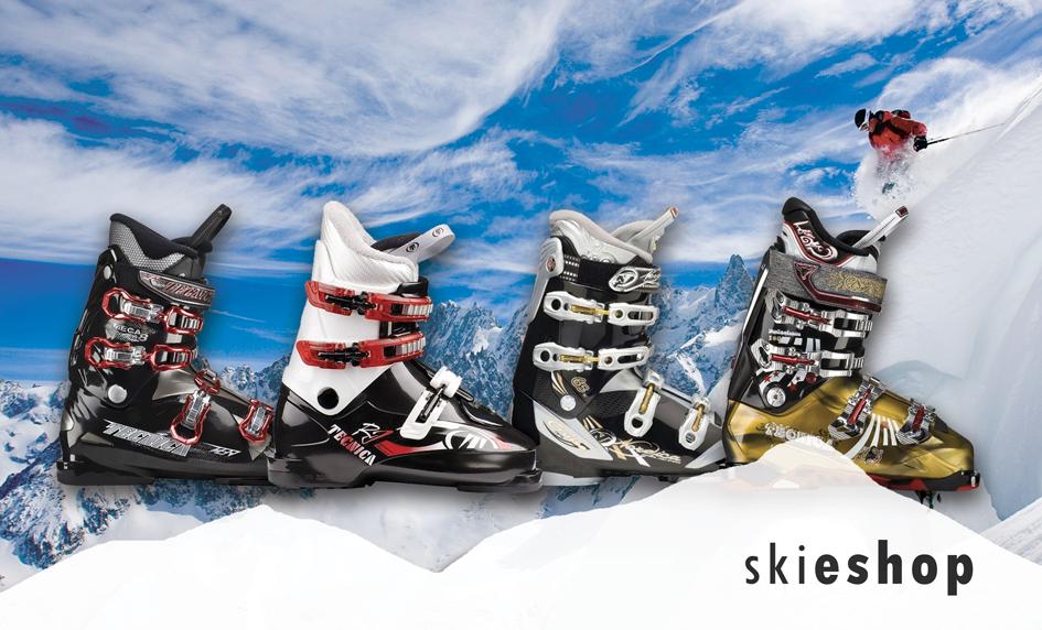 skieshop boty