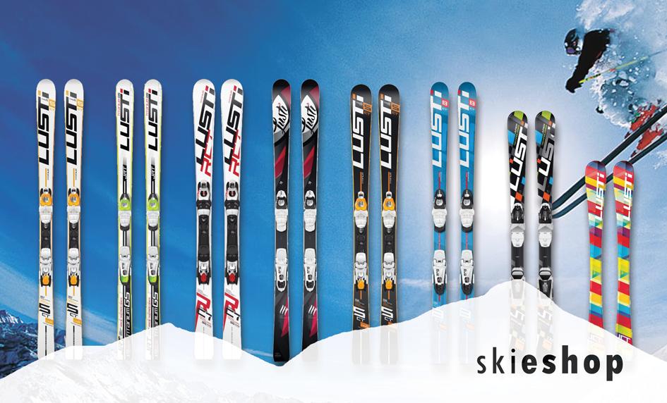 skieshop lyže