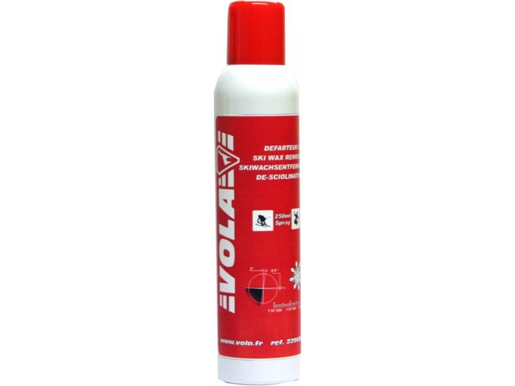 Sprej Volaracing Wax remover 250ml