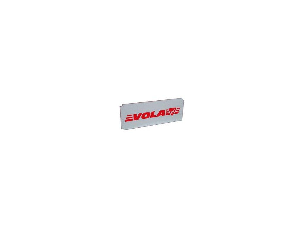 Stěrka Volaracing plastová 3mm