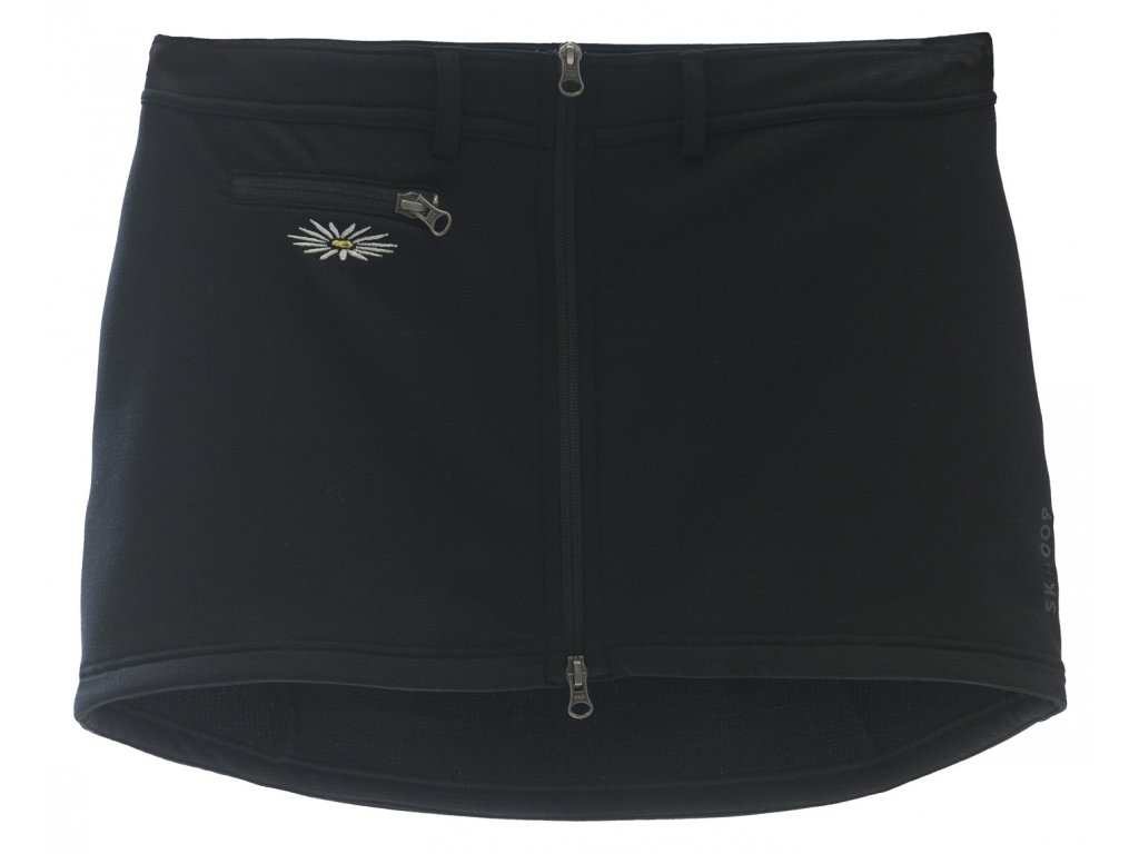 Sukně Skhoop Stretchfleece Mini