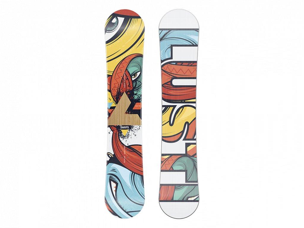 Snowboard Lusti Junior Ziggy