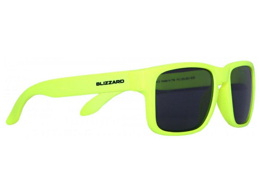 Sluneční brýle Blizzard PC125-551