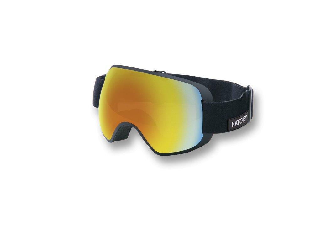 ski alp black