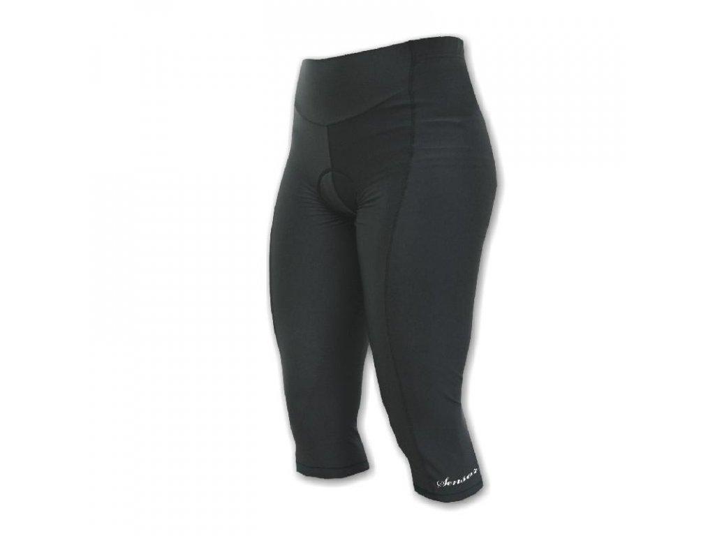 Cyklo kalhoty Sensor Entry 3/4