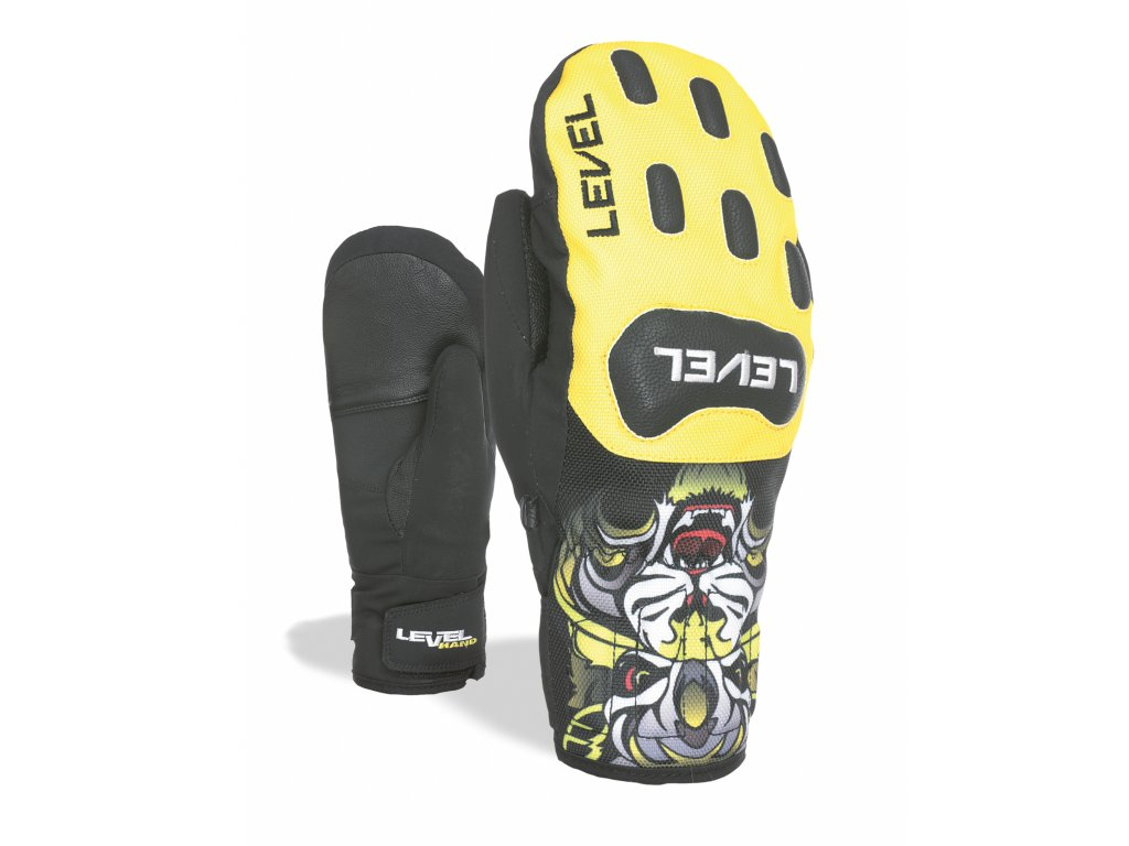 Rukavice Level Junior Race Mitt