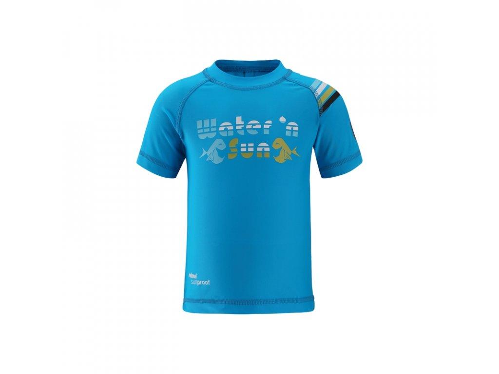 Dětské triko Reima Guppy s UV ochranou