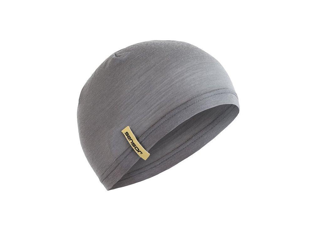 Čepice Sensor Merino Under