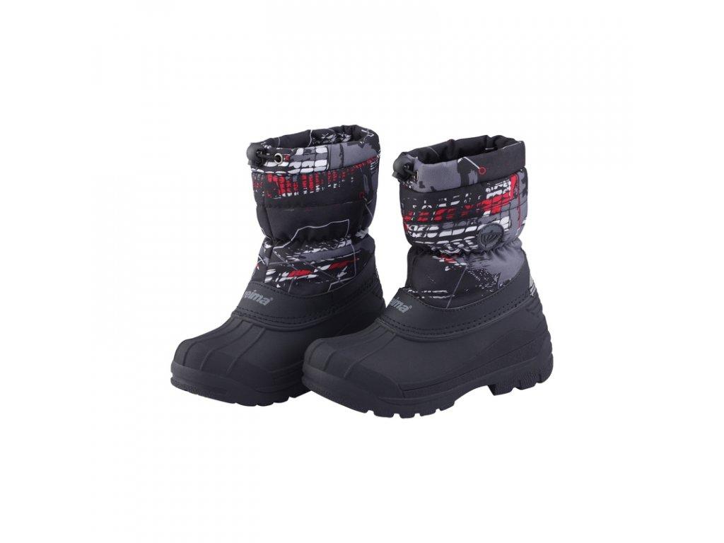Dětské zimní boty Reima Forsete