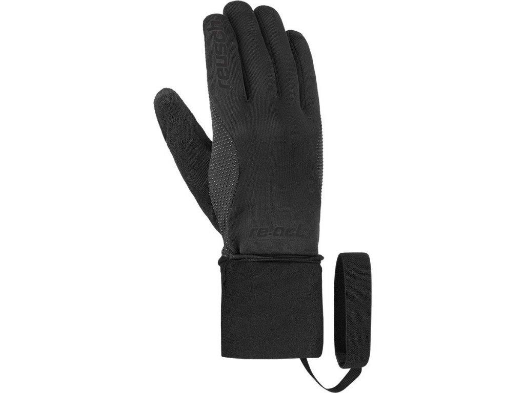936407021385A Reusch Baffin Handschuh Unisex schwarz