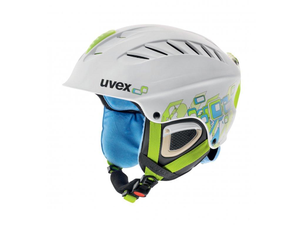 Helma Uvex X-Ride Motion Graphic Lady