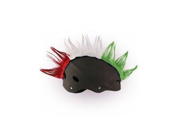 Číro na helmu punk Spike Wiggystyle