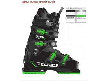 Lyžařské boty Tecnica MACH1 Sport 90 HV
