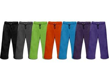 Kalhoty Poutout softshell dětské 10000/5000