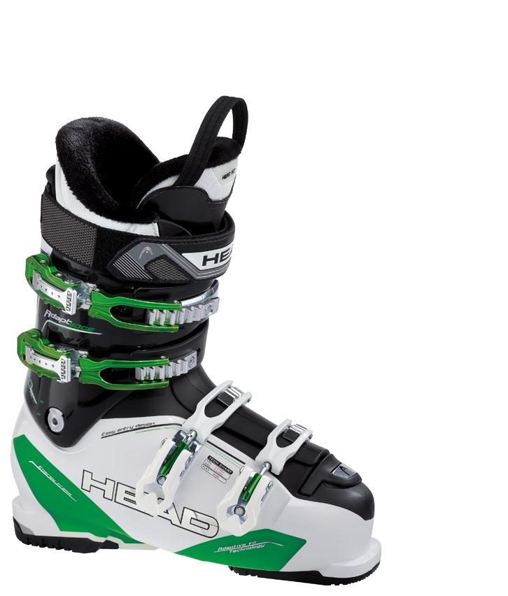 Lyžařské boty Head Adapt Edge 90 Barva: bílá/černá, Velikost: 280