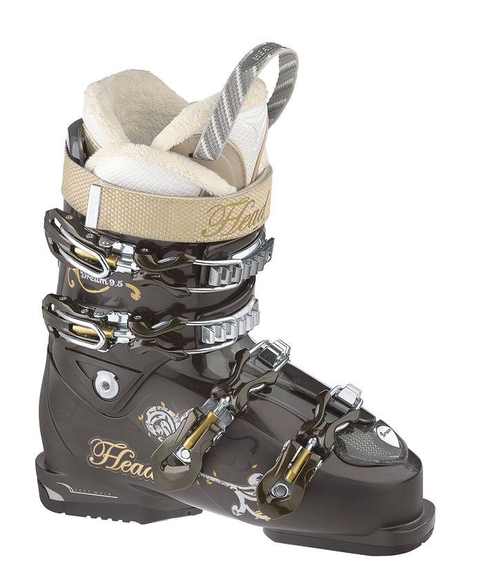 Lyžařské boty Head Dream 9,5 ONE Barva: moka, Velikost: 265