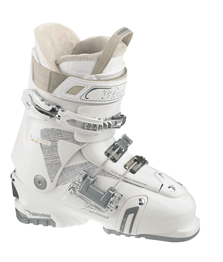 Lyžařské boty Head i-Type 8,5 ONE Barva: Bílá, Velikost: 260
