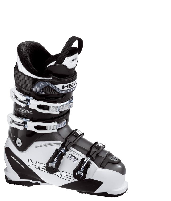 Lyžařské boty Head Next Edge 80 Barva: bílá/černá, Velikost: 270