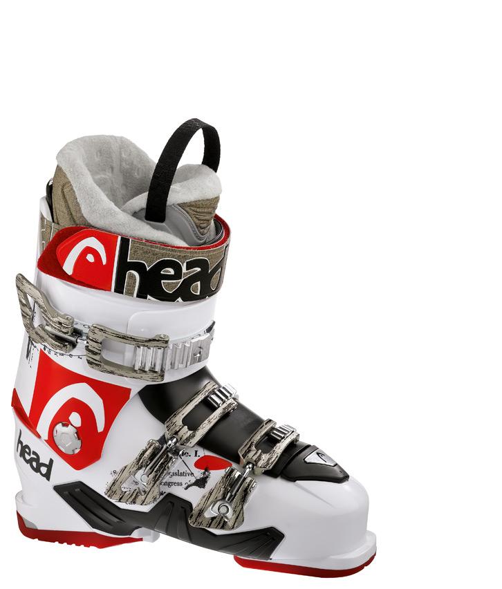 Lyžařské boty Head The Show Barva: bílá/černá, Velikost: 275