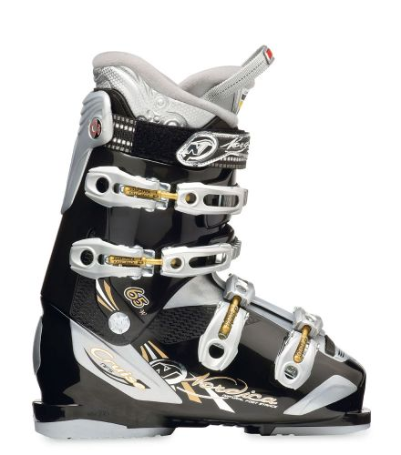 Lyžařské boty Nordica Cruise 65W Barva: stříbrno/černá, Velikost: 260