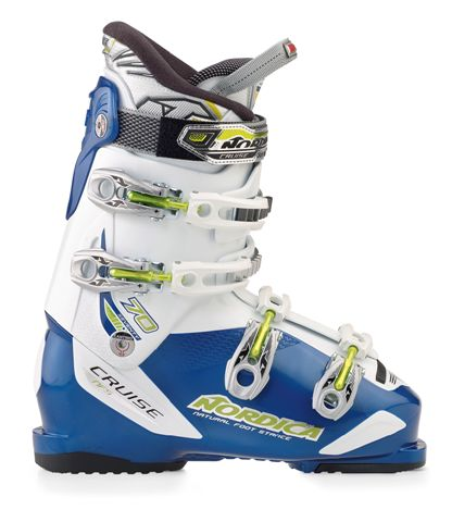 Lyžařské boty Nordica Cruise 70 Barva: modrá/bílá, Velikost: 290