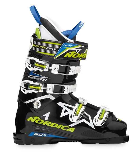 Lyžařské boty Nordica Dobermann PRO EDT 130 Barva: černá, Velikost: 9