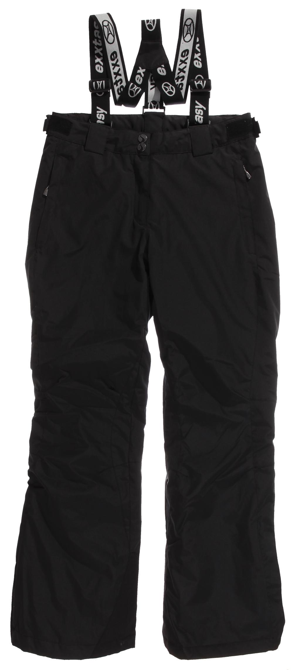 Lyžařské kalhoty pánské Exxtasy Tarare Velikost: 58