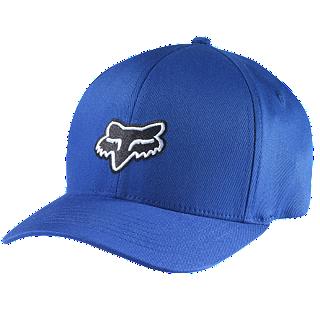 Pánská kšiltovka Fox Legacy Barva: Modrá, Velikost: S-M