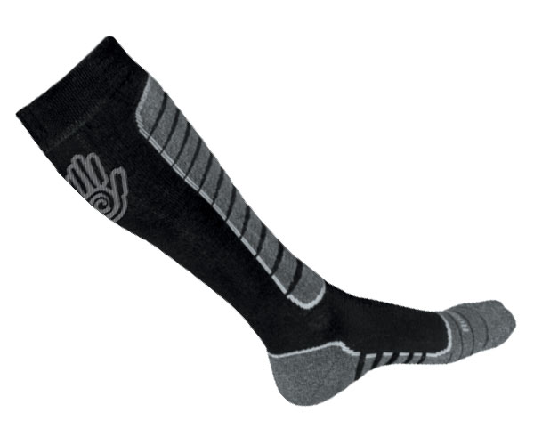 Ponožky Sensor Snow Pro Barva: Bílá, Velikost: 35-38