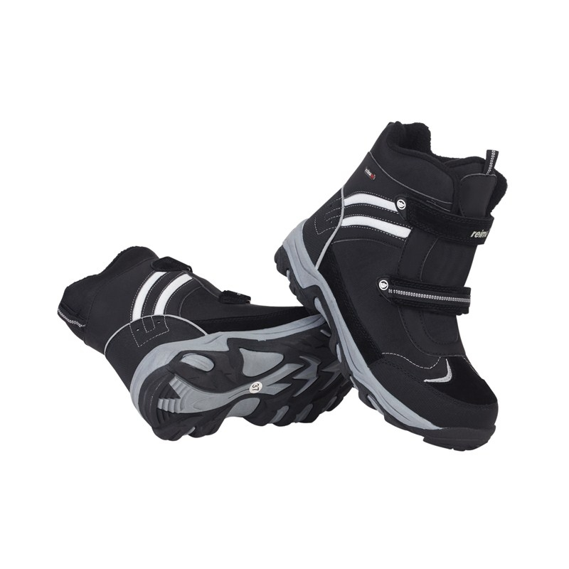 Zimní boty Reima Noki Barva: černá, Velikost: 39
