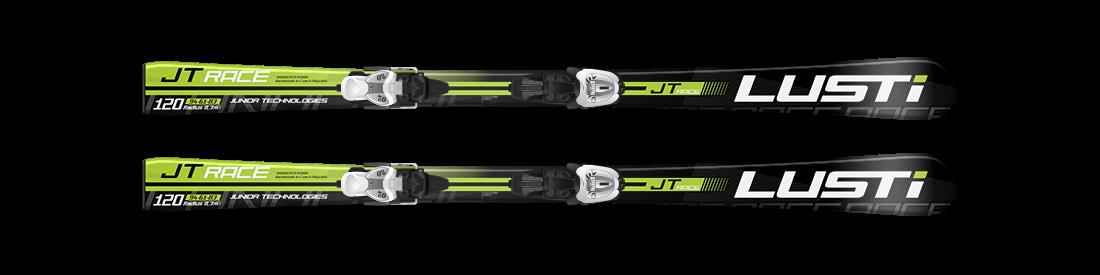 Lyže Lusti JT Race - dětské Délka: 140cm
