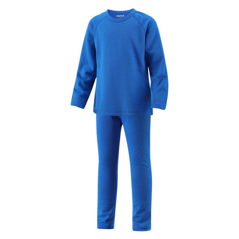 Termoprádlo souprava triko+spodky Reima Alin Barva: Modrá, Velikost: 160