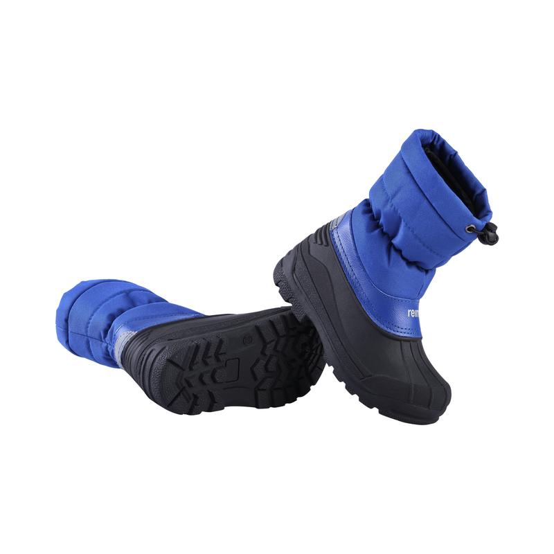 Dětské zimní boty Reima Nefar Barva: Modrá, Velikost: 30