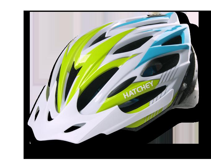 Cyklistická helma Hatchey Couver Velikost: S/M