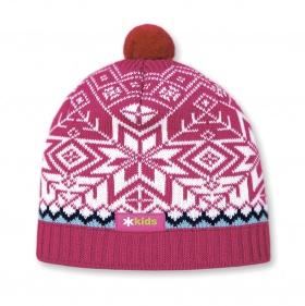 Čepice Kama B55 Barva: růžová, Velikost: uni 48-56