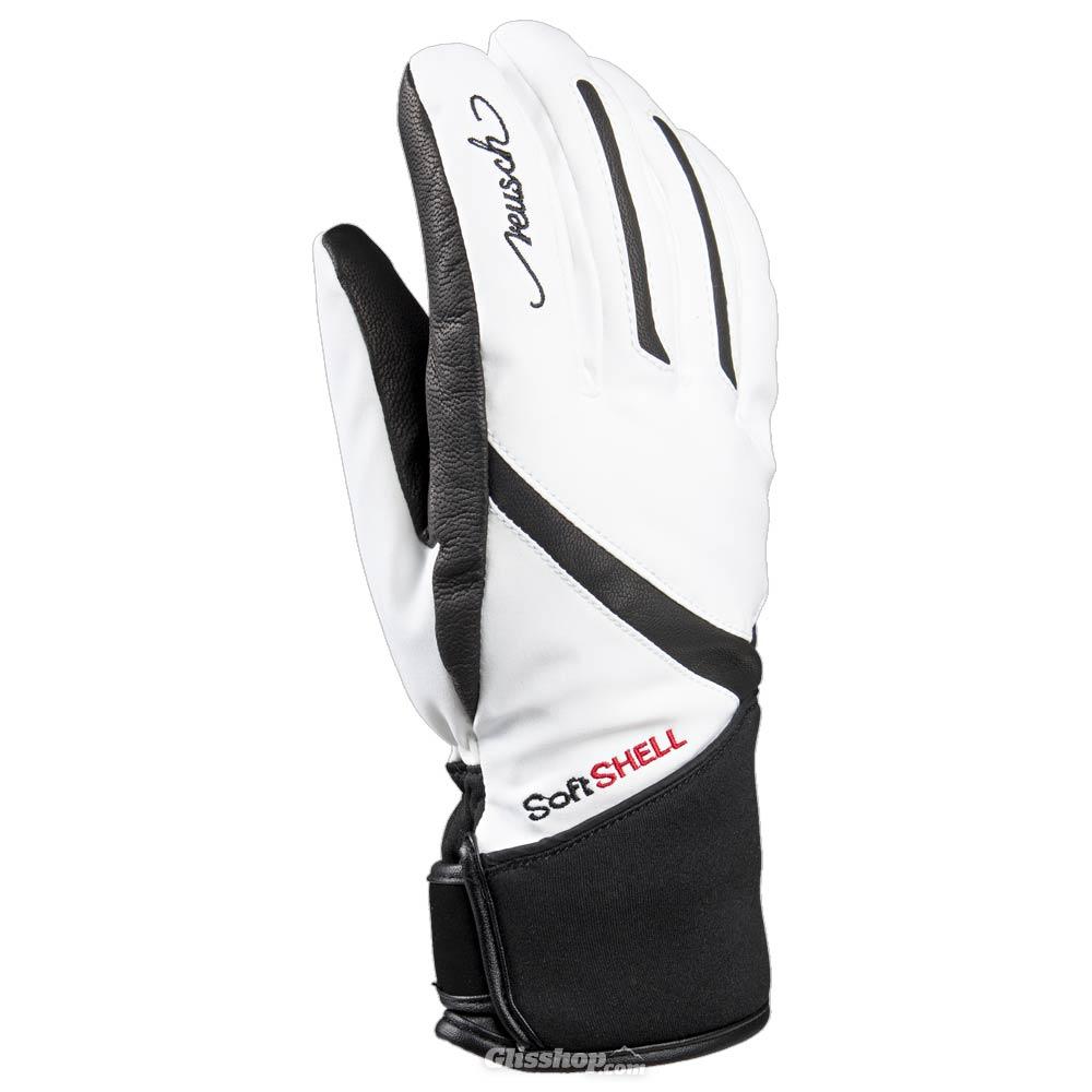 Lyžařské rukavice Reusch Tomke Velikost: 6,5