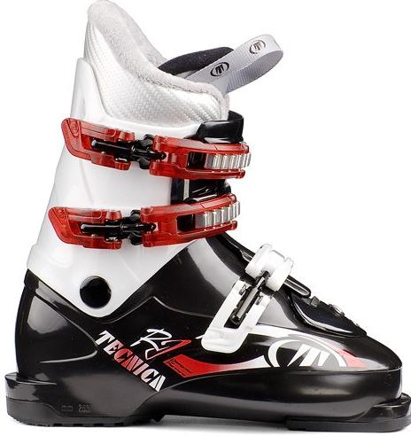 Lyžařské boty Tecnica RJ Barva: bílá/černá, Velikost: 250