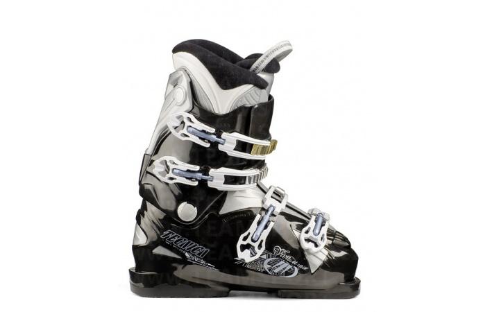 Lyžařské boty Tecnica Viva Mega+ RX Barva: černá, Velikost: 235