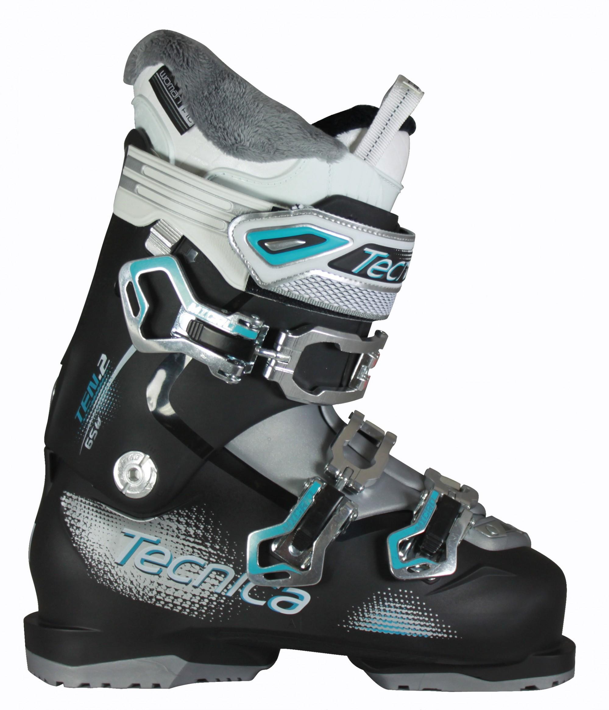 Lyžařské boty Tecnica TEN.2 65 W C.A. Barva: černá, Velikost: 265