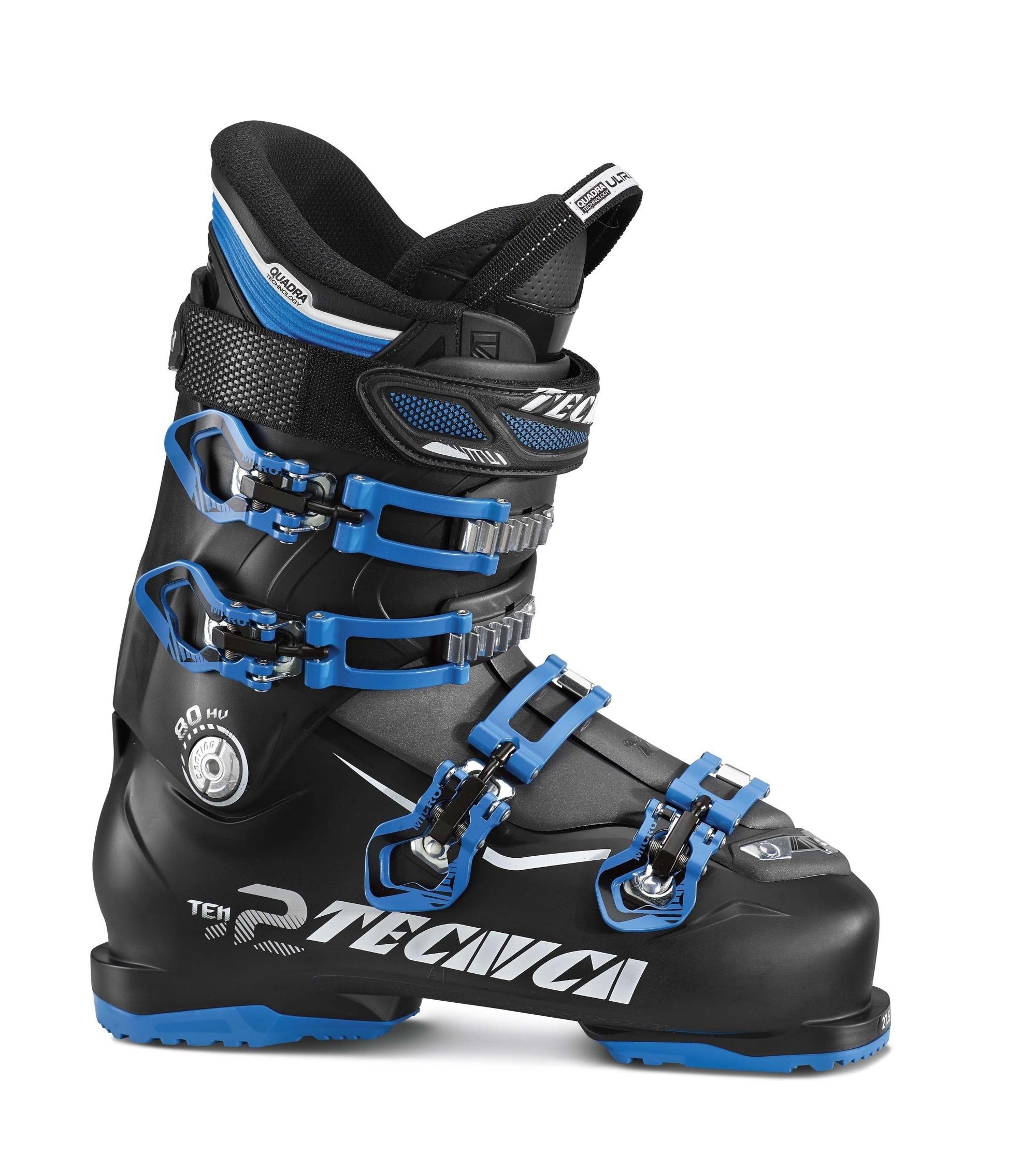 Lyžařské boty Tecnica TEN.2 80 HV Barva: černá, Velikost: 270