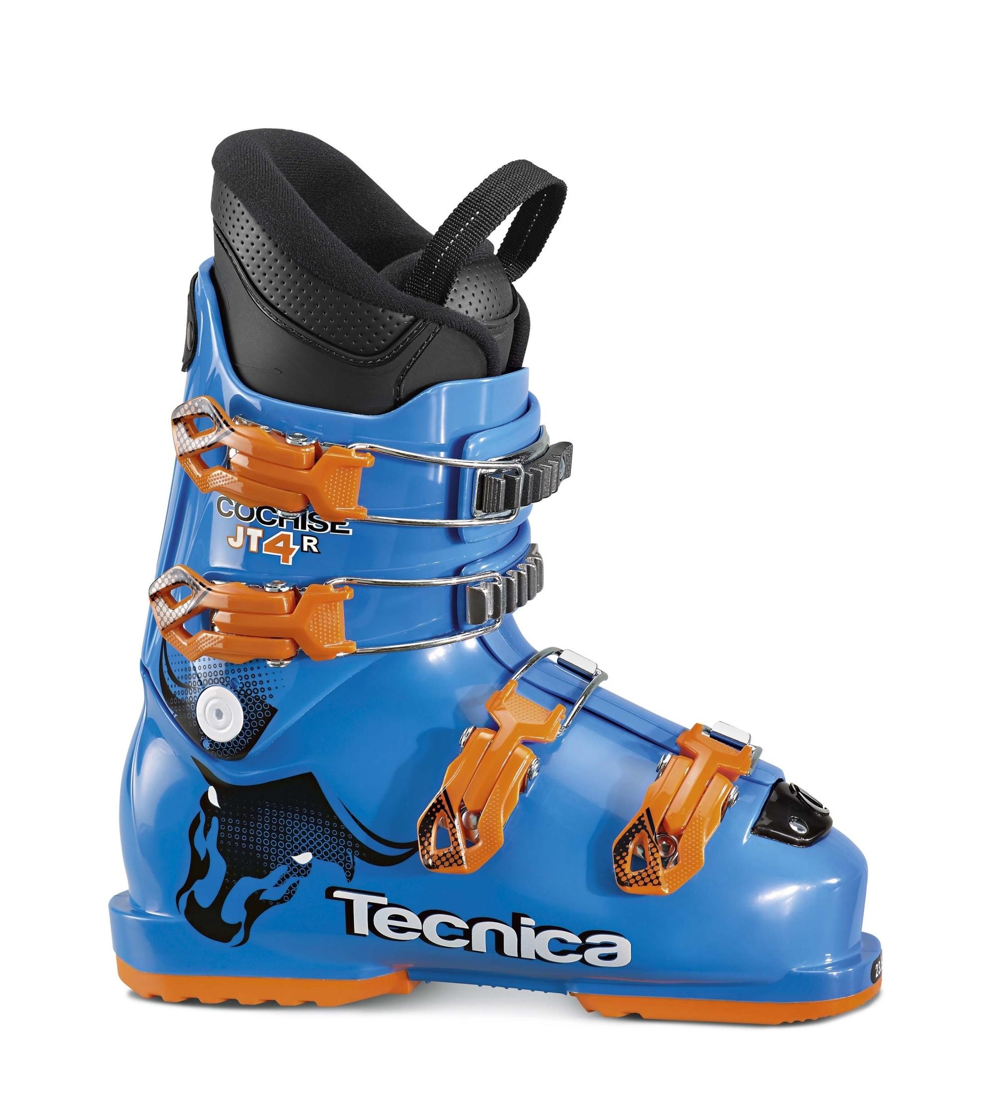 Lyžařské boty Tecnica JT4 Cochise Barva: Modrá, Velikost: 260