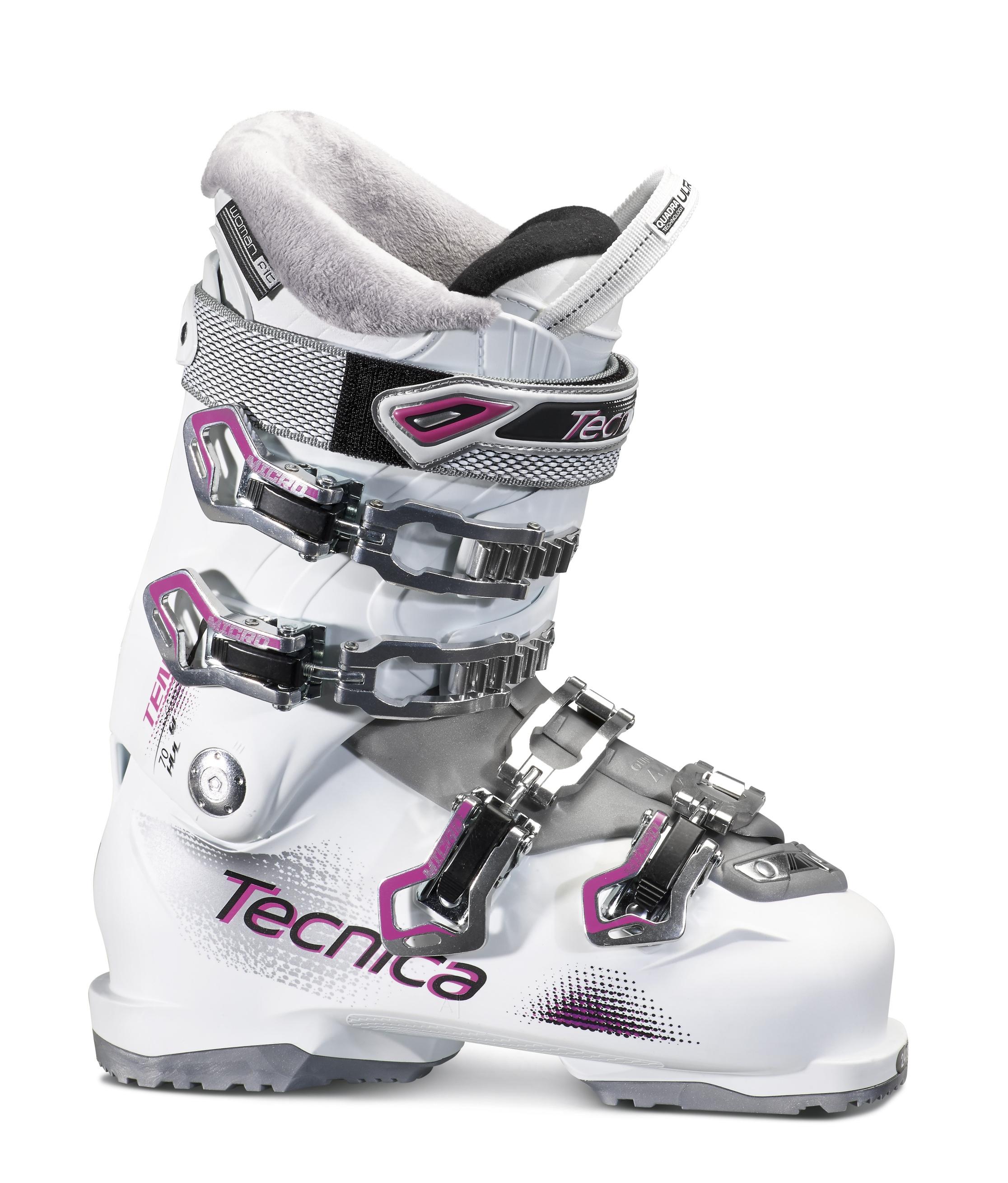Lyžařské boty Tecnica TEN.2 70 W HVL Barva: Bílá, Velikost: 235