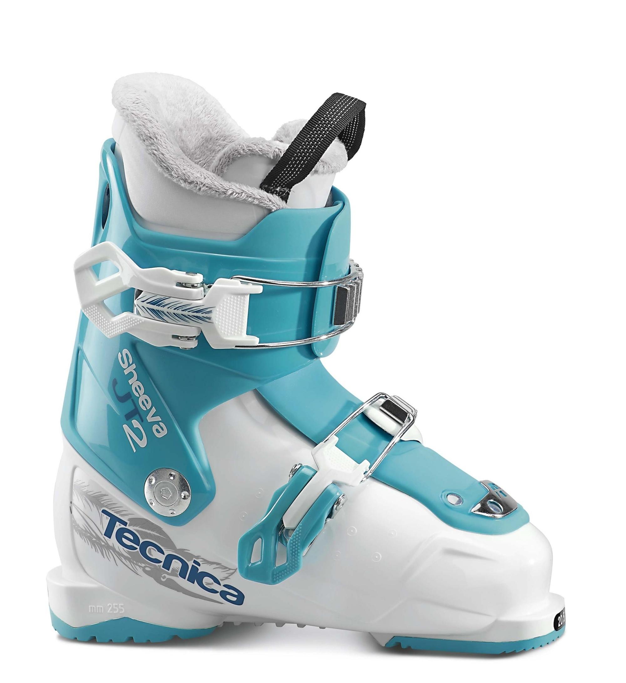 Lyžařské boty Tecnica JT 2 Sheeva Barva: Bílá, Velikost: 195